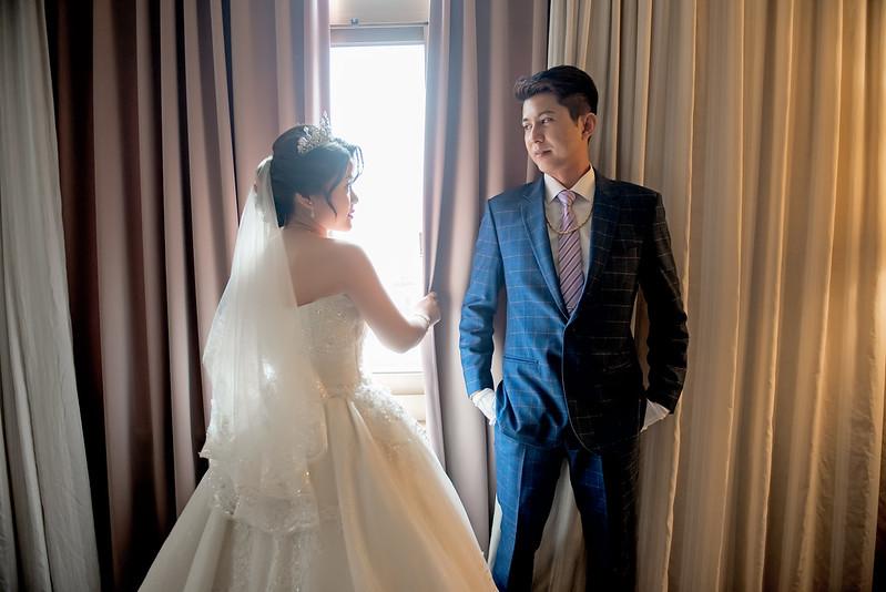 婚禮攝影 [鎮鴻❤彗汝] 結婚之囍@高雄福華飯店