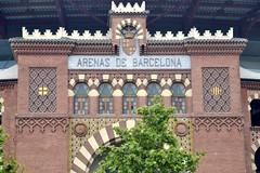 CENTRE COMERCIAL LAS ARENAS (Yeagov_Cat) Tags: 2019 barcelona catalunya centrecomerciallasarenas lasarenas centrecomercial plaçaespanya plaçadespanya granviadelescortscatalanes carrertarragona carrerdetarragona agustífonticarreres richardrogers 1900 1927 1977 1988 1999