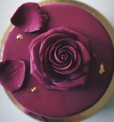 Mousse lamponi e mascarpone. 🍰 . . Glassa lucida a specchio, foglia oro e per la decorazione. . . Rosa realizzata a mano in pasta di zucchero e una dolce rugiada. . . #beautiful #handmade #food #foodporn #cakedesign #cakeart #CAKE #pastry #pastrychef (paolaazzolina) Tags: mousse chefsgossips pink pickoftheday pinkroses cakedesign moussecake cakeart foodlovers confeitaria gloobyfood beautiful mirrorglaze pasticceria pastrylovers handmade yummy instacake cake strawberry paolaazzolina food fogliaoro mascarpone foodporn pastry pastrychef instalove followforlikes