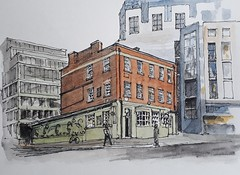 The Phoenix Arms, Palace Street, Westminster, London
