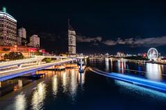 Brisbane - River City (Rafael Zenon Wagner) Tags: city stadt bigcity lights lichter wasser water river fluss spiegelung reflection laowa12mmf28zerod