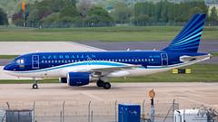 4K-AZ05 A319 AZERBAIJAN