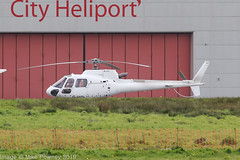 G-HITI - 2016 build Airbus Helicopters AS350 B3 Ecureuil, parked the the Heliport at Barton (egcc) Tags: as350 as350b3 airbushelicopters barton cityairport egcb ecureuil elstreeink h125 helicopter lightroom manchester squirrel imgio ghiti 8239