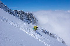 Adam Montets 2 (Omega Guiding) Tags: ski skiing french alps alpine powder mountains