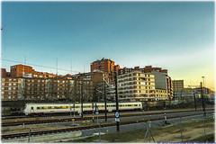 TRD en Zamora (440_502) Tags: 594 594r reformado carenado trd tren regional diesel exprés grupo renfe operadora viajeros media distancia valladolid campo grande zamora puebla de sanabria directo galicia