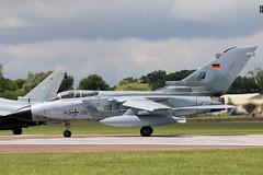 4338_02 (GH@BHD) Tags: 4338 panavia tornado tornadoids luftwaffe germanairforce aircraft aviation fighter military strikeaircraft bomber riat riat2016 royalinternationalairtattoo raffairford fairford