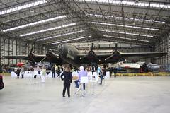 Halifax II (Pentakrom) Tags: yorkshire air museum elvington handley page halifax lv907 np763