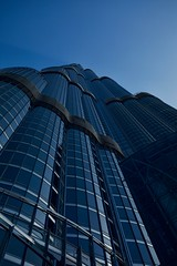 Burj Khalifa 01 (YUICHI38) Tags: 828m burjkhalifa dubai uae skiscraper