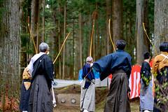 Kozenji Kyudo Games (yukilanieve) Tags: kyudo temple nagano komagane japan sony α7ii a7ii