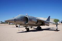 Hawker Siddeley FGA.1/XV-6A Kestrel (s81c) Tags: aircraft airplane militaryaviation pimaairspacemuseum tucson arizona usa hawkersiddeley hawkersiddeleyfga1xv6akestrel kestrel