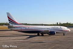 N430XA (320-ROC) Tags: swiftair n430xa boeing737 boeing737400 boeing737484 boeing 737 737400 737484 b734 hog muhg holguín frankpaísairport holguínfrankpaísairport aeropuertofrankpaís cuba