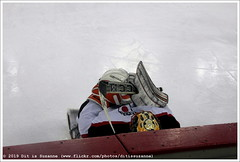 Preparing for the game Lithuania vs Japan   Перед матчем Литва vs Япония (Dit is Suzanne) Tags: img7737 img7738 28042017 verenigdkoninkrijk unitedkingdom соединённоекоролевство noordierland northernireland севернаяирландия belfast белфаст ©ditissuzanne canoneos40d tamron18200mmf3563diiivc beschikbaarlicht availablelight ijshockey icehockey хоккей живихоккеем eishockey icehockeyworldchampionshipgreatbritain2017 belfast2017 divisionib japanlitouwen japanlithuania япониялитва 29 goalie goalkeeper netminder torhüter вратарь yutakafukufuji 福藤豊 fukufujiyutaka ютакафукуфудзи ютакафукуфудзі views100