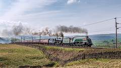 The Great Britain X11   30-4-2019 (KS Railway Gallery) Tags: great britain x11 railtour uk steam scout green shap a4 no60009 union south africa black five no44871