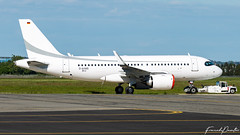 Airbus A319 Neo ACJ Arctic Tern D-ANEO (French_Painter) Tags: airbus a319neo acj davwg a319 neo arctictern daneo