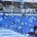 Bubbles over Kentucky Proud Park