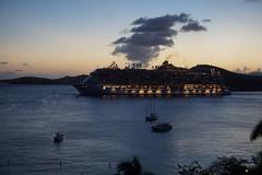 MSC Cruise Ship Seaside (vmi63) Tags: usvirginislands saintthomas ship charlotteamalie