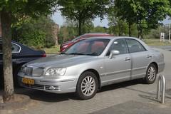 Hyundai Grandeur XG350 3.5 V6 aut 1-2-2006 60-SJ-HJ (Fuego 81) Tags: hyundai grandeur xg xg350 2006 60sjhj onk sidecode6