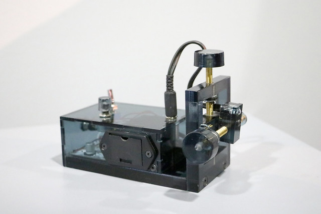 Laser Mikrophon: laser_querformat