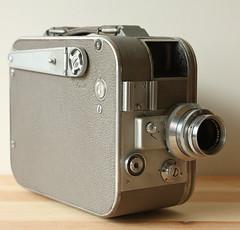 Movikon K 16 (1938) (wellandok) Tags: movikon 16mm zeissikon 1938 dresden tessar jena