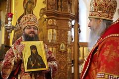 168. Божественная литургия в Успенском соборе 01.05.2019