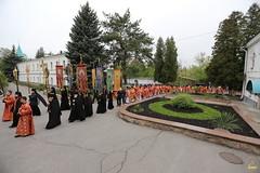 139. Божественная литургия в Успенском соборе 01.05.2019