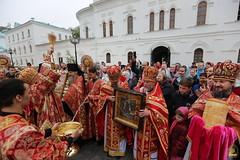 135. Божественная литургия в Успенском соборе 01.05.2019