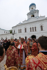 131. Божественная литургия в Успенском соборе 01.05.2019