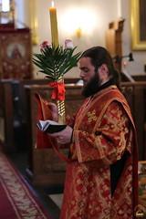 074. Божественная литургия в Успенском соборе 01.05.2019