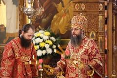 058. Божественная литургия в Успенском соборе 01.05.2019