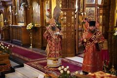 046. Божественная литургия в Успенском соборе 01.05.2019