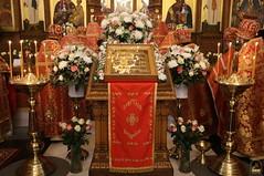043. Божественная литургия в Успенском соборе 01.05.2019
