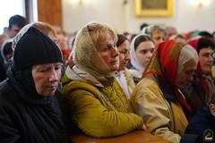 040. Божественная литургия в Успенском соборе 01.05.2019