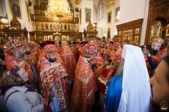 017. Божественная литургия в Успенском соборе 01.05.2019