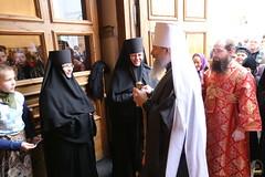 015. Божественная литургия в Успенском соборе 01.05.2019