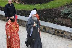 010. Божественная литургия в Успенском соборе 01.05.2019