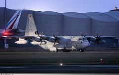 Lockheed KC-130J Kuwait Air Force KAF327 (Clément W.) Tags: lockheed kc130j kuwait air force kaf327 lfpb lbg