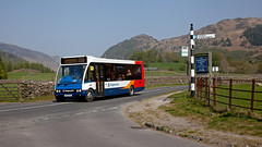 Around & About (Richie B.) Tags: longthwaite optare solo px10cku stagecoach cumbria and north lancashire