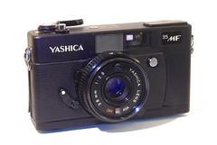 Yashica 35MF (Still Cameras) Tags: yashica 35 camera