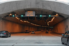 What Speed Limit (Steven P. Moreno) Tags: sanfrancisco california usa tunnel stevenpmoreno presidioparkwaytunnel cars stevenmorenospix2019 northerncalifornia traffic travel commuter concrete nikond7100 road