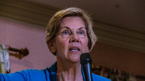 Elizabeth Warren by marcn, on Flickr