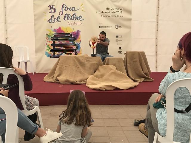 35 Fira Llibre Castelló - Dia 1