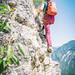 Fennberg Klettersteig im Südtirols Süden | Via Ferrata