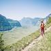 Fennberg Klettersteig im Südtirols Süden | Via Ferrata | Blick ins Etschtal