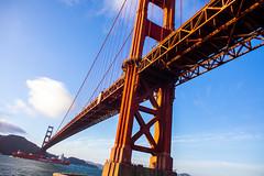 San Francisco Days, San Francisco Nights (Thomas Hawk) Tags: america bayarea california goldengatebridge sf sfbayarea sanfrancisco usa unitedstates unitedstatesofamerica bridge fav10 fav25 fav50 fav100