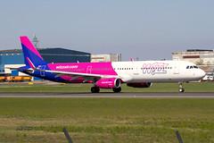 IMG_6699@L6 (Logan-26) Tags: airbus a321231 gwukl msn 8791 wizz air uk brand new tallinn lennart meri airport tlleetn estonia aleksandrs čubikins
