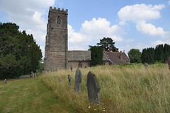 159-20180714_Weston under Penyard Church-Herefordshire-viewed from S (Nick Kaye) Tags: westonunderpenyard herefordshire england church