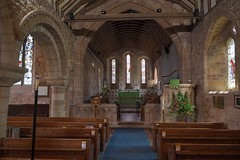 171-20180714_Weston under Penyard Church-Herefordshire-Chancel Arch and Chancel viewed from centre of Nave-N Aisle on L (Nick Kaye) Tags: westonunderpenyard herefordshire england church