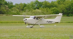 Cessna 172 (Franck Mée) Tags: 172 cessna stefoylagrande avion aéronautique compétition