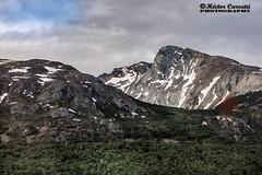 Camino a Ushuaia 8 (© hacfoto) Tags: nubes hielo nieve montaña arbol