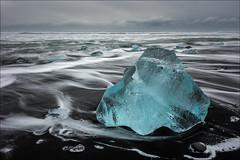 Diamond Beach (Jose Cantorna) Tags: diamond beach playa iceland islandia nikon d810 bloque ice hielo